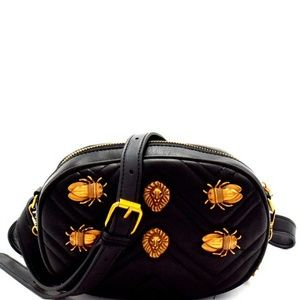 Handbags - Insect Belt Fanny Pack